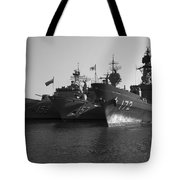 Naval Joint Ops V1 Tote Bag by Douglas Barnard