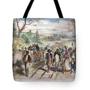 Nc: Freed Slaves, 1863 Tote Bag by Granger