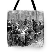 New York: New Years Party Tote Bag by Granger