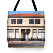 Niles California Banquet Hall . 7D12736 Tote Bag by Wingsdomain Art and Photography