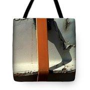 Nothing Rhymes With Orange Too Tote Bag by Marlene Burns