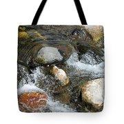 Oak Creek Tote Bag by Lauri Novak