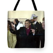 OBAMA INAGURATION, 2009 Tote Bag by Granger