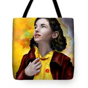 Ofelia's Dream Tote Bag by Mary Hood