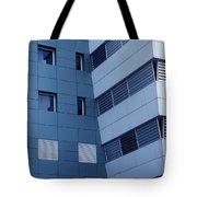 Office Building Tote Bag by Carlos Caetano