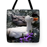 Oh Happy Day Tote Bag by Karen Wiles