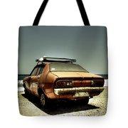 Old Car Tote Bag by Joana Kruse
