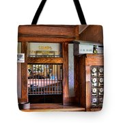 Old Fashion Post Office Tote Bag by Paul Ward