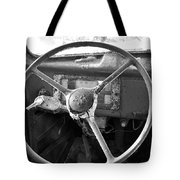 Old Truck Tote Bag by Todd Hostetter