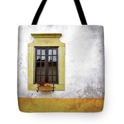 Old Window Tote Bag by Carlos Caetano