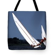 On The Boards Tote Bag by Skip Willits