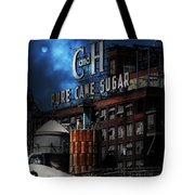 Once Upon A Time In The Sleepy Town of Crockett California - 5D16760 - Vertical Cut Tote Bag by Wingsdomain Art and Photography