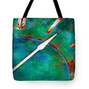 Once Upon a Time Tote Bag by Judi Bagwell
