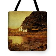 Once Upon A Time. Somewhere In Wicklow Mountains. Ireland Tote Bag by Jenny Rainbow