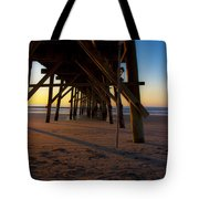 One Fine Morning Tote Bag by Betsy C  Knapp