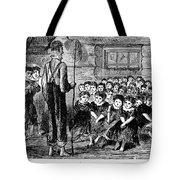 One-room Schoolhouse, 1883 Tote Bag by Granger