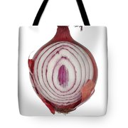Onion Tote Bag by Frank Tschakert