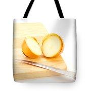 Onion Tote Bag by Tom Gowanlock