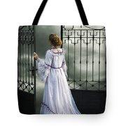 Open Gate Tote Bag by Joana Kruse