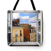 Open Window Tote Bag by Elena Elisseeva