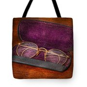 Optometry - Has anyone seen my glasses  Tote Bag by Mike Savad