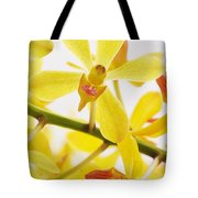 Orchid Tote Bag by Atiketta Sangasaeng
