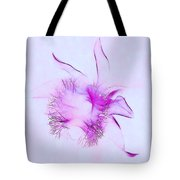 Orchid Impression Tote Bag by Judi Bagwell