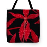 Orchid Renanthera Bella An Endangered Tote Bag by Mark Moffett