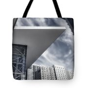 Orwellian Tote Bag by Joan Carroll