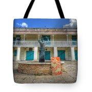 Oscar E. Henry Customs House Tote Bag by Shelley Neff
