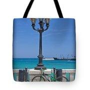 Otranto - Apulia Tote Bag by Joana Kruse