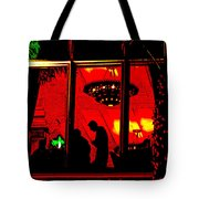 Our Specials Tonight Are... Tote Bag by Chuck Staley
