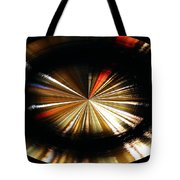 Out Of Control Tote Bag by Kristin Elmquist