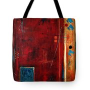 Out Of The Box Tote Bag by Ruth Palmer