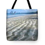 Pak Meng Beach Tote Bag by Adrian Evans