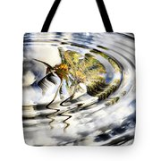 Palm Reflections Tote Bag by Cheryl Young