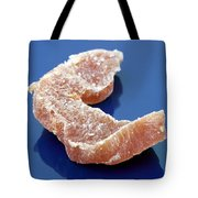 Papaya Spear Tote Bag by Frank Tschakert
