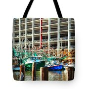 Parked Tote Bag by Barry Jones