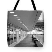 Passenger Terminal Tote Bag by Gaspar Avila