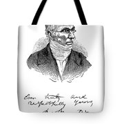 Patrick Bront� (1777-1861) Tote Bag by Granger