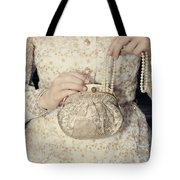 Pearls Tote Bag by Joana Kruse