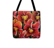 Perfect Love  Tote Bag by Paula L