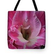 Perfectly Pink Tote Bag by Susan Herber