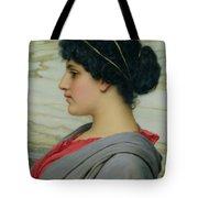Perilla Tote Bag by John William Godward