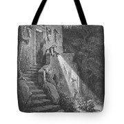 Perrault: Tom Thumb Tote Bag by Granger