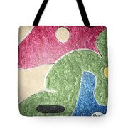 Perspectives Tote Bag by Jimi Bush