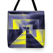 Pharaohs Dawning Tote Bag by Tim Allen