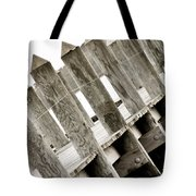 Phillies Dock Halladay Tote Bag by Trish Tritz