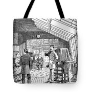 Photography Studio, 1876 Tote Bag by Granger