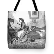 Pianist, 1876 Tote Bag by Granger